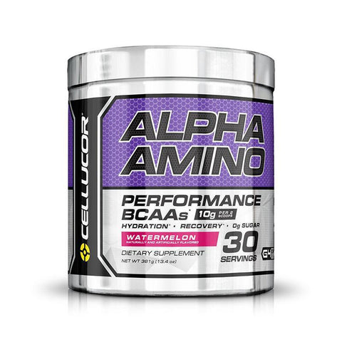 C4 Alpha Amino BCAA by Cellucor | MAK Fitness