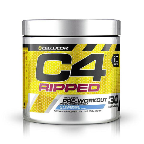 C4 Ripped by Cellucor | MAK Fitness