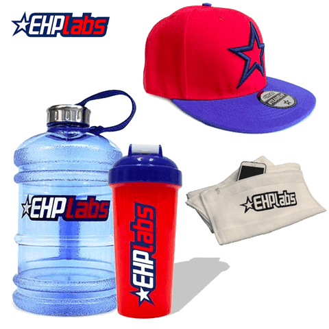 EHP Merch Pack by EHPlabs | MAK Fitness