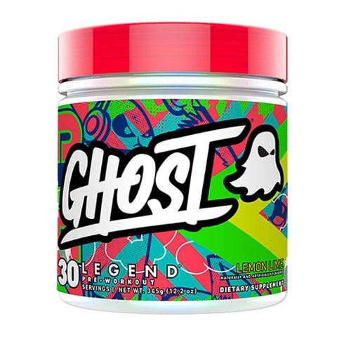 GHOST® Legend by Ghost Lifestyle | MAK Fitness