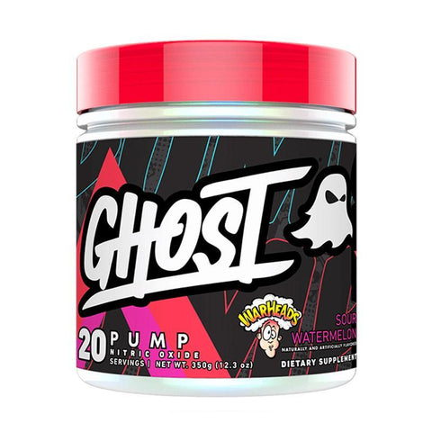 GHOST® Pump by Ghost Lifestyle | MAK Fitness