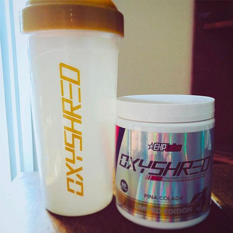 Limited Edition EHP Shaker by EHPlabs | MAK Fitness