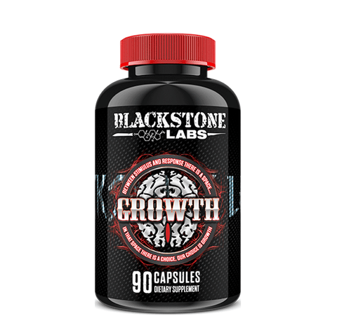 Growth by Blackstone Labs | MAK Fitness