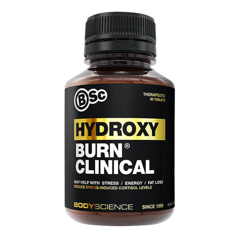 HydroxyBurn Clinical by BSc | MAK Fitness