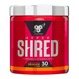 Hyper Shred - BSN | 30 Serves | Strawberry Orange