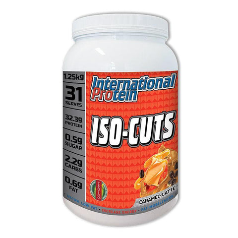 Iso-Cuts by International Protein | MAK Fitness