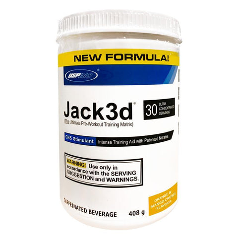 Jack3d (New Formula 2019) by USPlabs | MAK Fitness