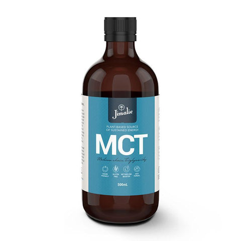 MCT Oil by Jimalie | MAK Fitness
