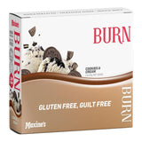 Burn Bar Box of 12 - Cookies & Cream - Maxine's | MAK Fitness