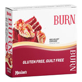 Burn Bar Box of 12 - Red Velvet Cupcake - Maxine's | MAK Fitness