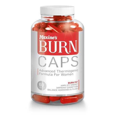 Burn Caps by Maxine's | MAK Fitness