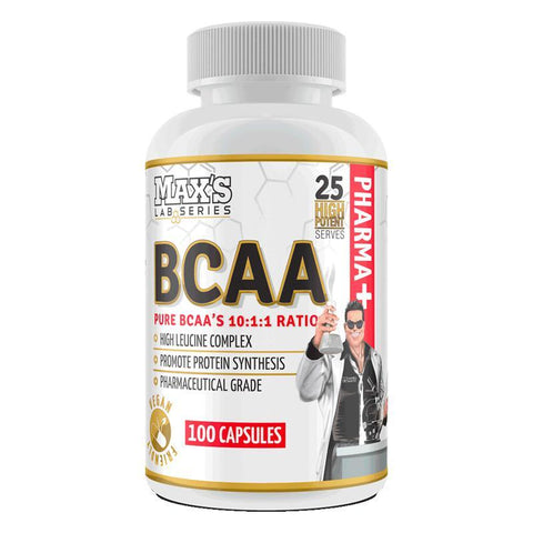 BCAA by MAX's | MAK Fitness