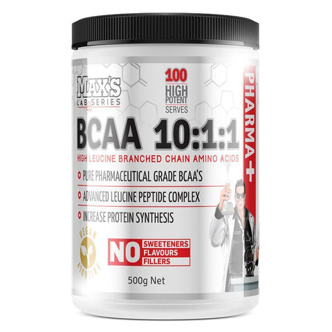 BCAA 10:1:1 by MAX's | MAK Fitness