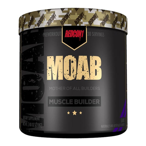 MOAB by RedCon1 | MAK Fitness