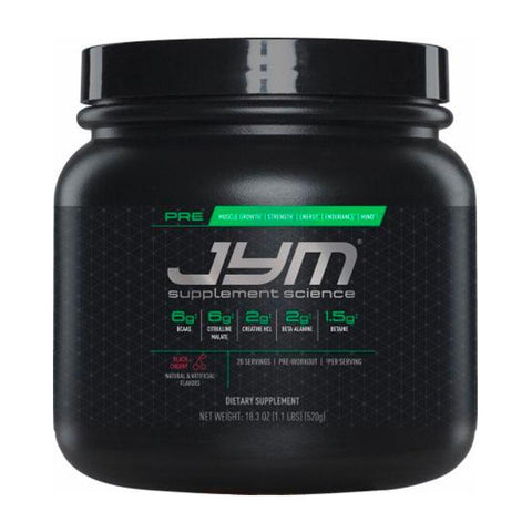 Pre JYM by JYM Supplement Science | MAK Fitness