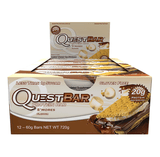 Quest Protein Bars (Box of 12) - S'mores - Quest Nutrition | MAK Fitness