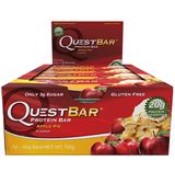 Quest Protein Bars (Box of 12) - Apple Pie - Quest Nutrition | MAK Fitness