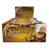 Quest Protein Bars (Box of 12) - Chocolate Peanut Butter - Quest Nutrition | MAK Fitness