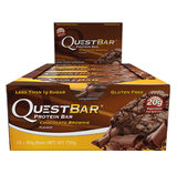 Quest Protein Bars (Box of 12) - Chocolate Brownie - Quest Nutrition | MAK Fitness