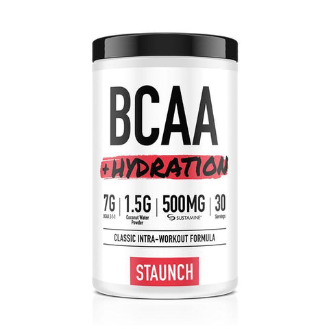 BCAA + Hydration by Staunch | MAK Fitness