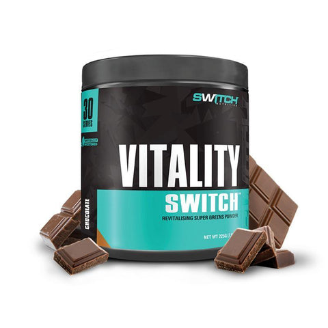 Vitality Switch by Switch Nutrition | MAK Fitness