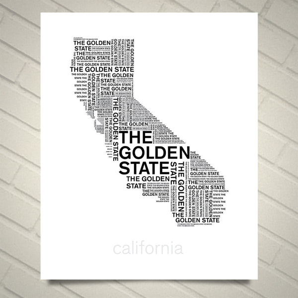 California – The Golden State