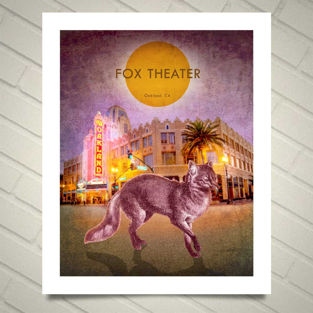 Oakland – Fox Theater