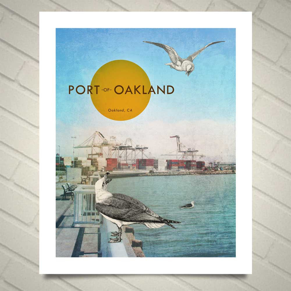 Oakland – The Port of Oakland