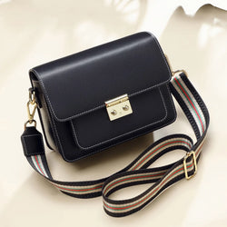 Fashion Genuine Leather Crossbody Messenger Bag