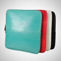 Leather Sleeve Case 12,13, 13.3,14,15,15.6 inch Laptop Bag