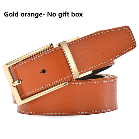 100% genuine leather high quality belt