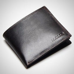 Vintage 100% genuine leather wallet