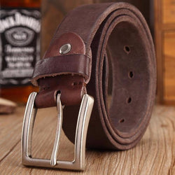 Vintage cowboys 100% genuine leather belt