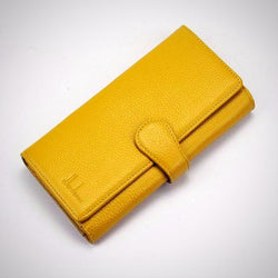 New hot sale genuine solid leather wallet fashion high quality