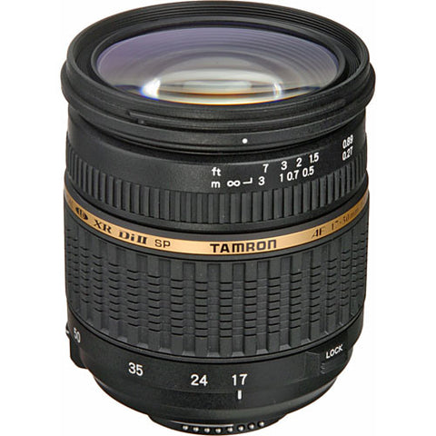 Tamron A16 SP 17-50mm f/2.8 Di II LD Aspherical [IF] Lens for Nikon F