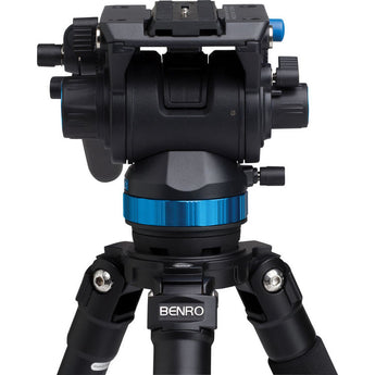 Benro S8 Video Fluid Head