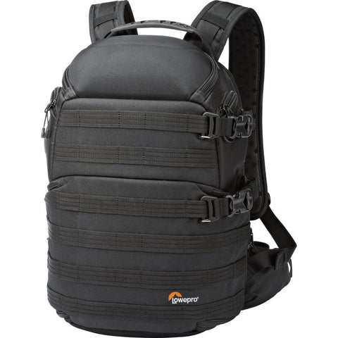 Lowepro ProTactic 350 AW Camera and Laptop Backpack Bag (Black)
