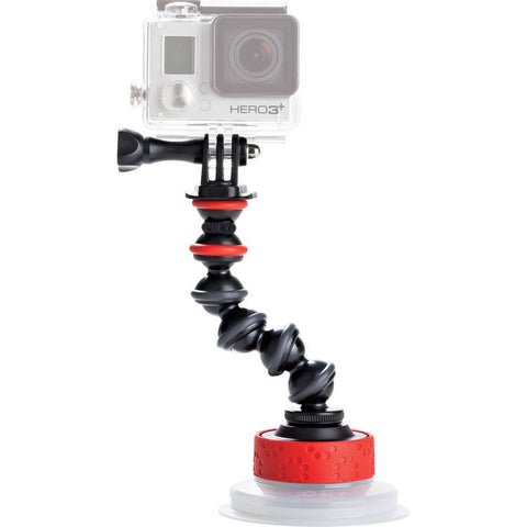 JOBY 1329 Suction Cup & GorillaPod Arm for Action Camera and Digital Camera