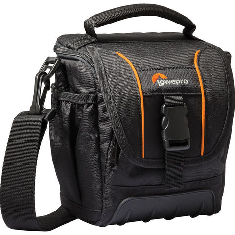 Lowepro Adventura SH 120 II Shoulder Camera Bag (Black)