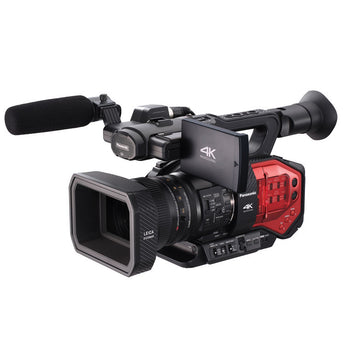 Panasonic AG-DVX200 4K Handheld Camcorder with Integrated Zoom Lens