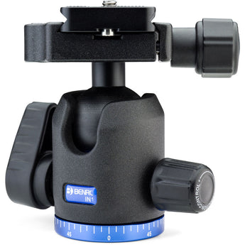Benro IN1 Double Action Ball Head for Camera Tripod Photography