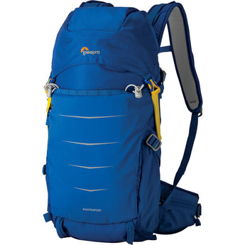 Lowepro Photo Sport BP 200 AW II Backpack Camera Bag (Horizon Blue)