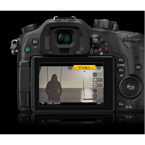 Panasonic V Log L Function Activation Code for DMC GH4 GH5 DMC FZ2500