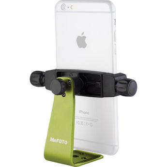 MeFOTO SideKick360 Plus Table Tripod Smartphone Holder Green