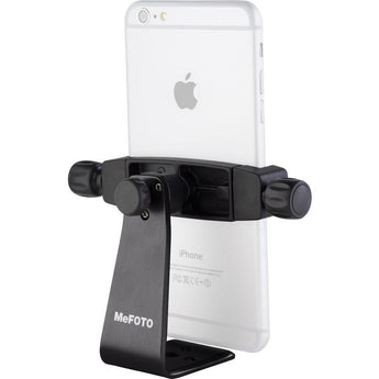 MeFOTO SideKick360 Plus Table Tripod Smartphone Holder Black