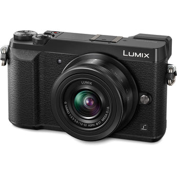 Panasonic Lumix DMC GX85 Mirrorless Digital Camera with 12-32mm Lens