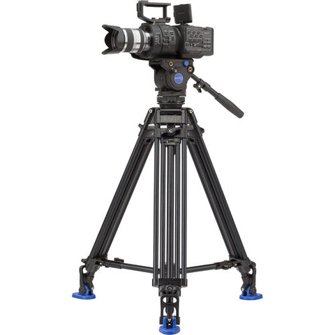 Benro BV4 Video Tripod Professional Aluminium Camera Tripods Kit