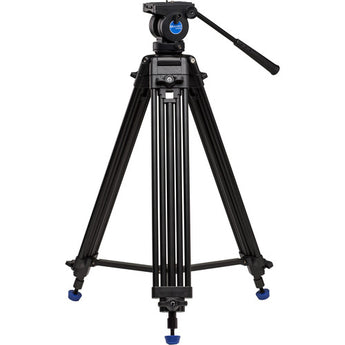Benro KH25N Video Tripod Kit with Video Fluid Head