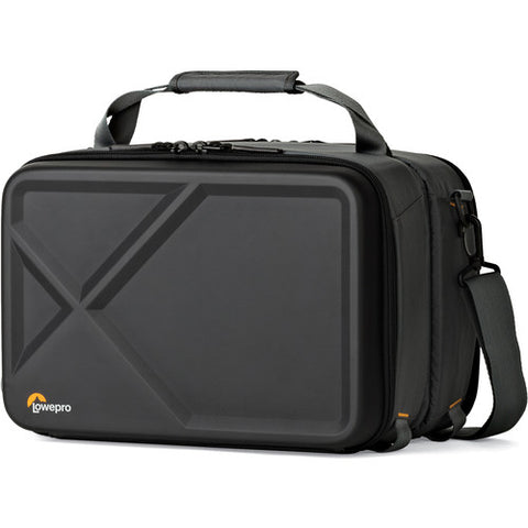 Lowepro Quad Guard Kit Flexible Dual-Carrying Case for FPV 250 Class Quad Racing Drone (Black/Grey)