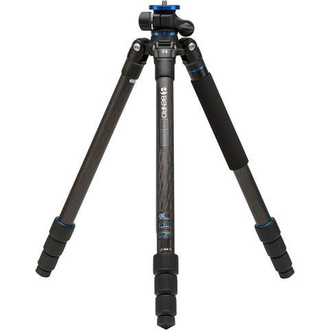 Benro FGP28C Carbon Fiber Tripod SystemGo Plus Series for DSLR Camera Mirrorless